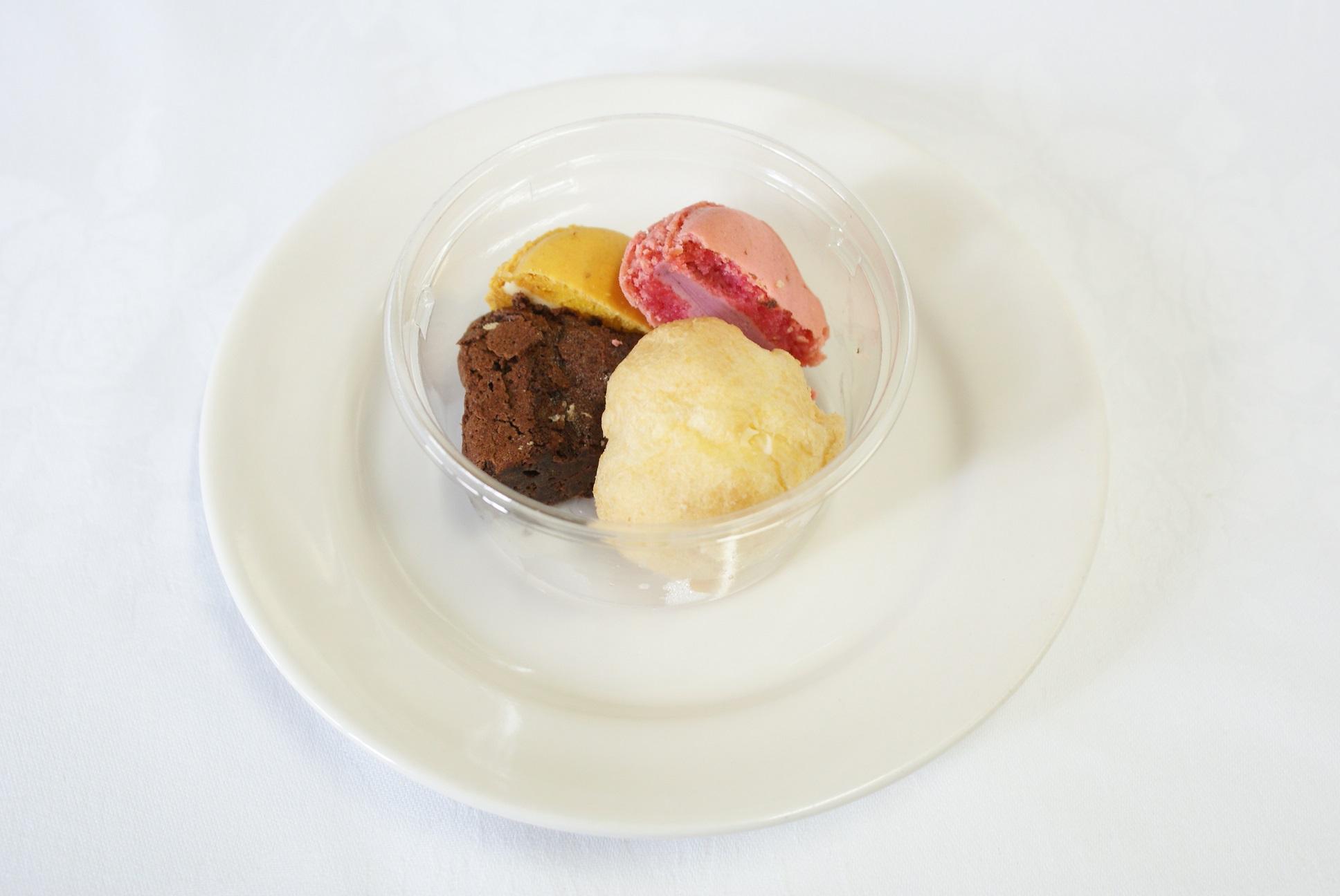 【完全個別包装のカップオードヴル】牛肉のソテーとフォアグラのロッシーニ風 と選べるカップオードヴル画像19