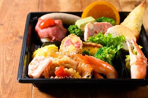 旭川★ 洋食オードブル 2,500円コース【1名様用】画像1
