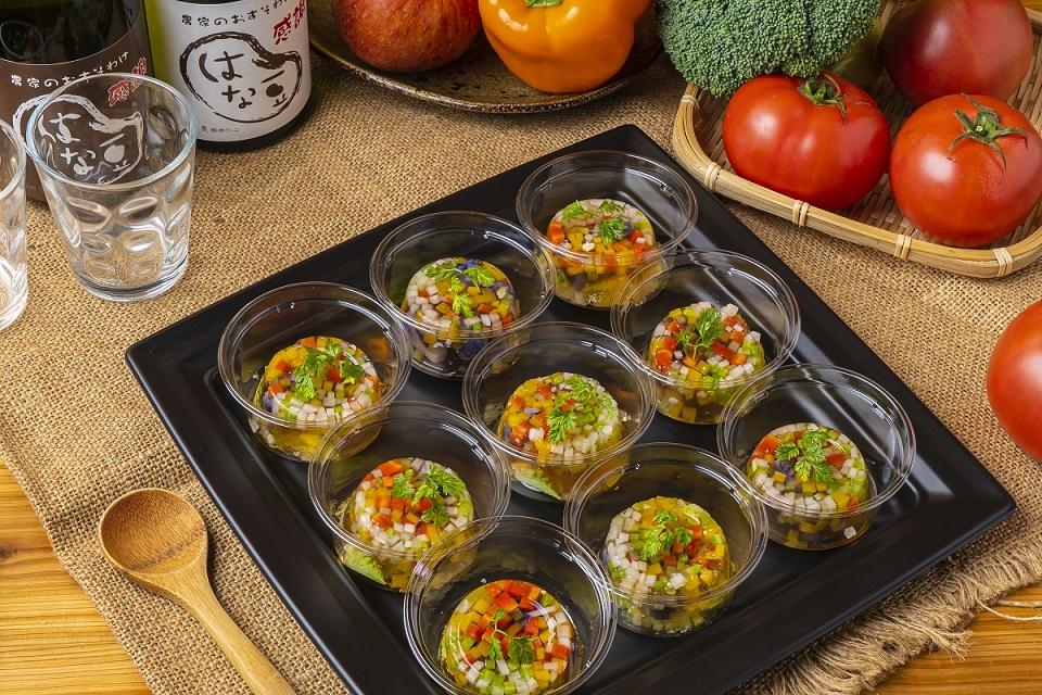 【インスタ映え】旬野菜たっぷりヘルシーオードブルスペシャルプラン画像8
