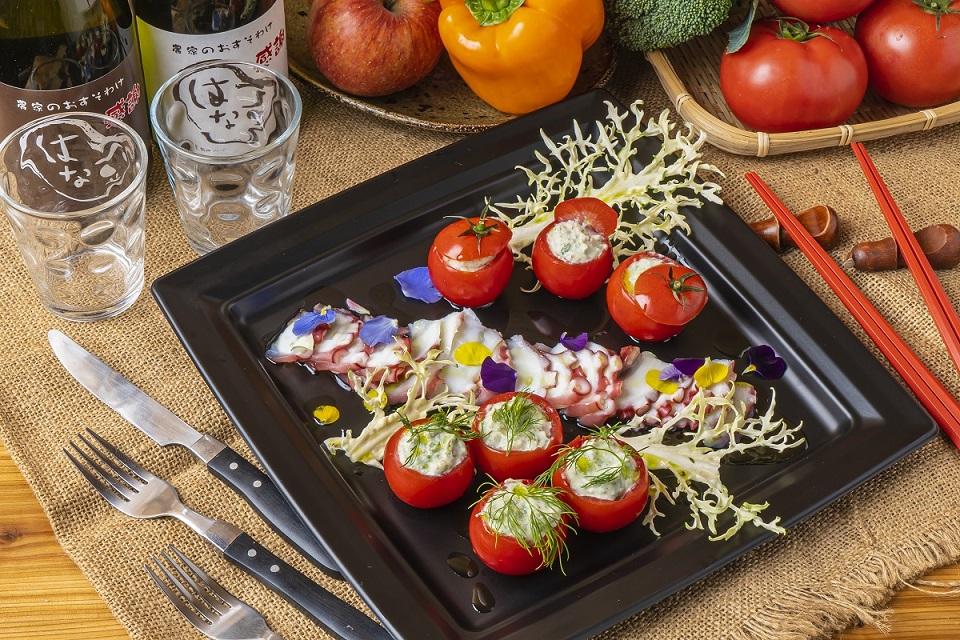 【インスタ映え】旬野菜たっぷりヘルシーオードブルスペシャルプラン画像10