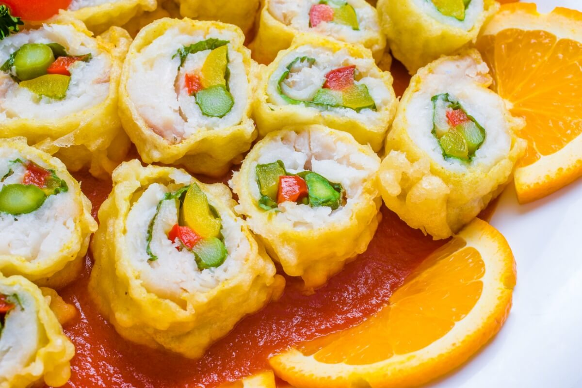 【飲み放題つき】上江戸前寿司つき!ケータリングオリハラの立食向けスタンダードケータリングプラン画像6