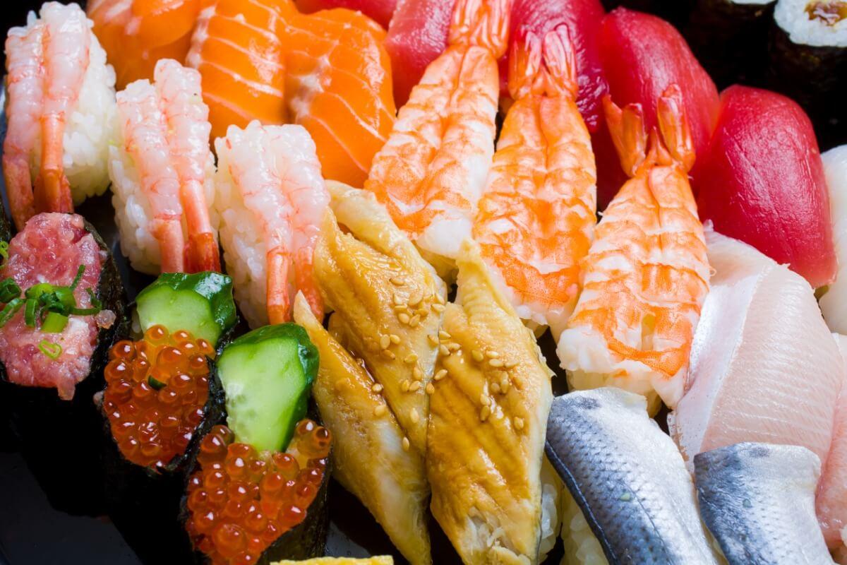 【飲み放題つき】上江戸前寿司つき!ケータリングオリハラの立食向けスタンダードケータリングプラン画像0