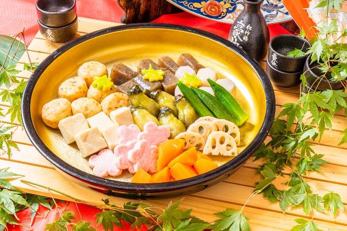 【和風割烹】季節の天婦羅盛合せ付の全10品。四季膳みやの催事向けオードブルプラン画像9