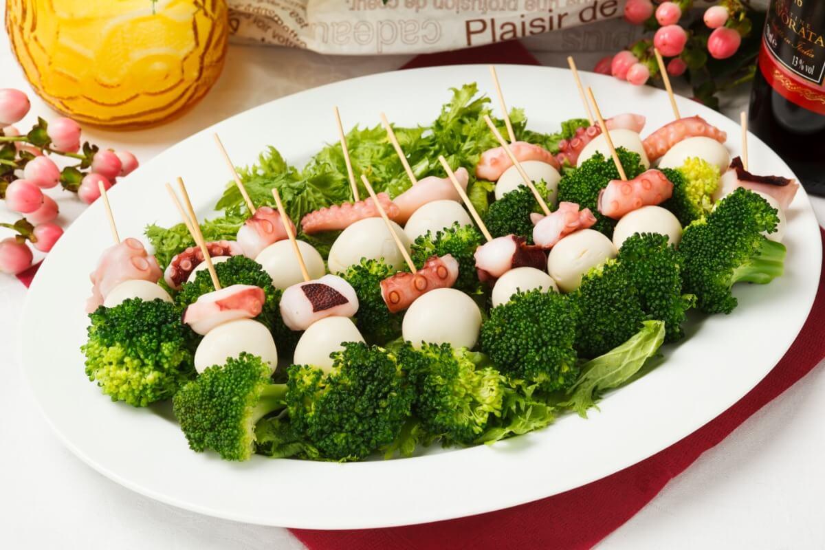 【ビュッフェ・立食】手毬おむすびつき!シアターの立食お手軽ケータリングプラン画像4