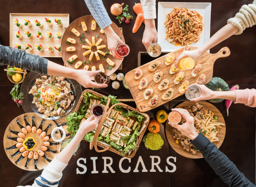SIRCARS CATERING(サーカス ケータリング)TOP画像