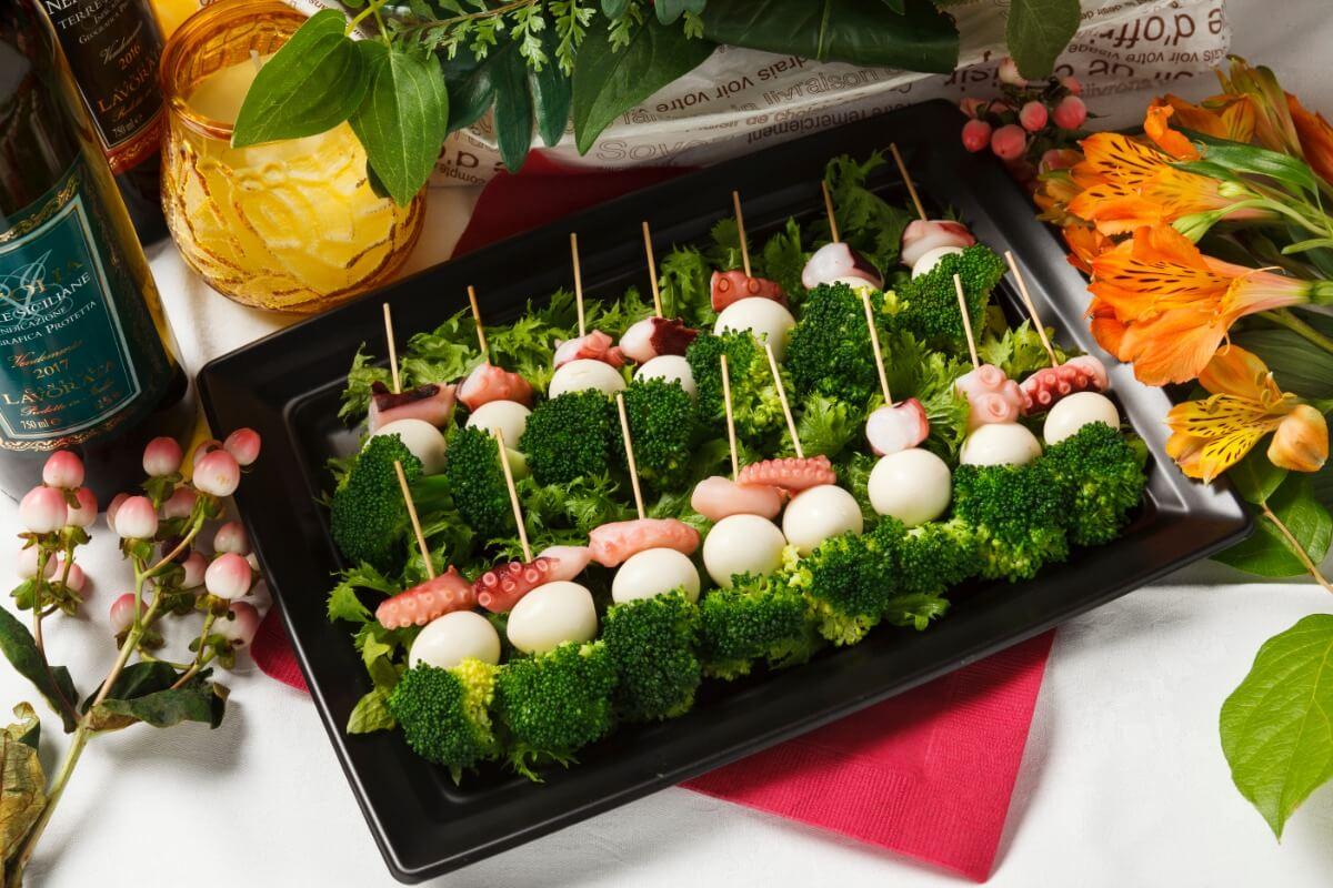 【ビュッフェ・立食】フィンガーフード中心!シアターの立食スタンダードオードブルプラン画像5