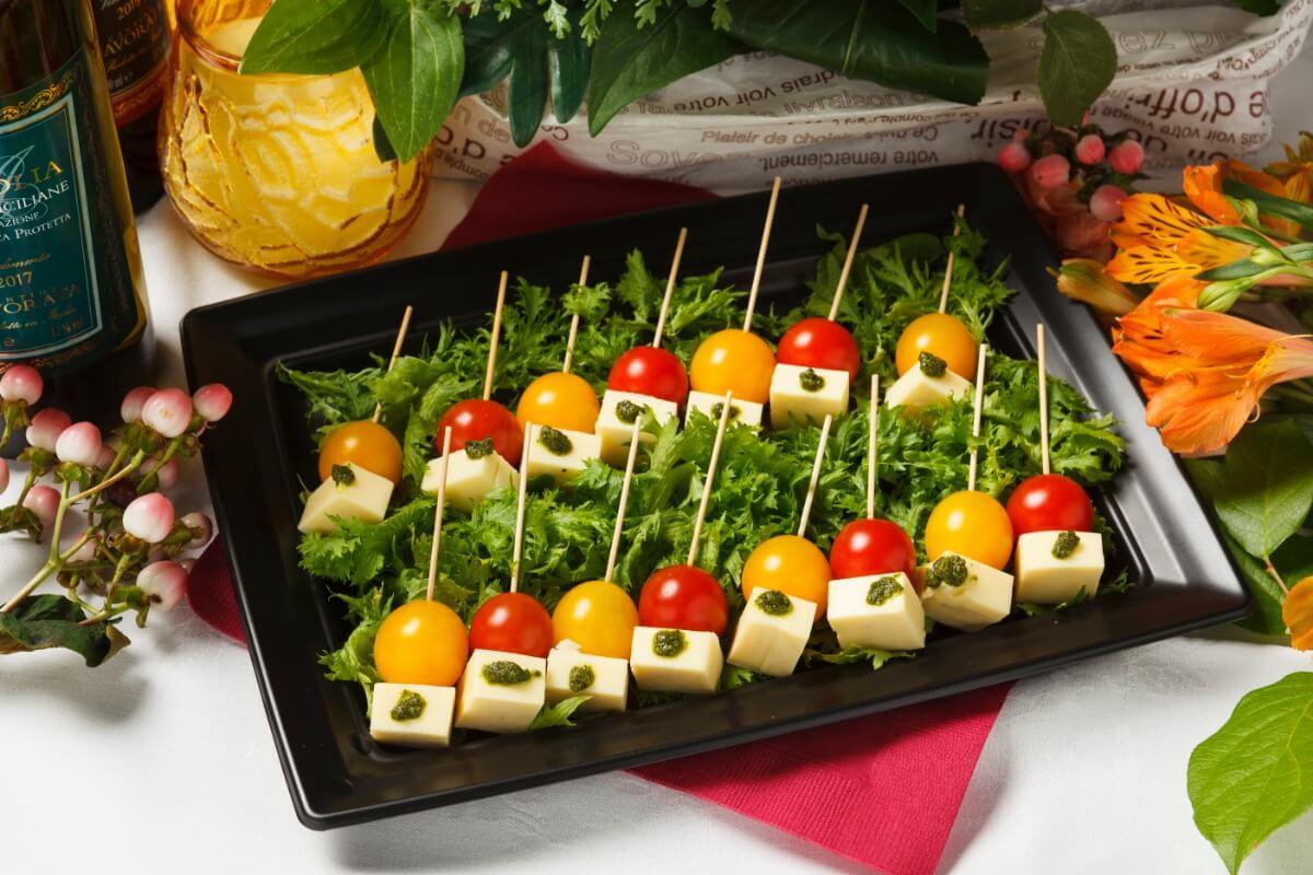 【ビュッフェ・立食】フィンガーフード中心!シアターの立食スタンダードオードブルプラン画像6