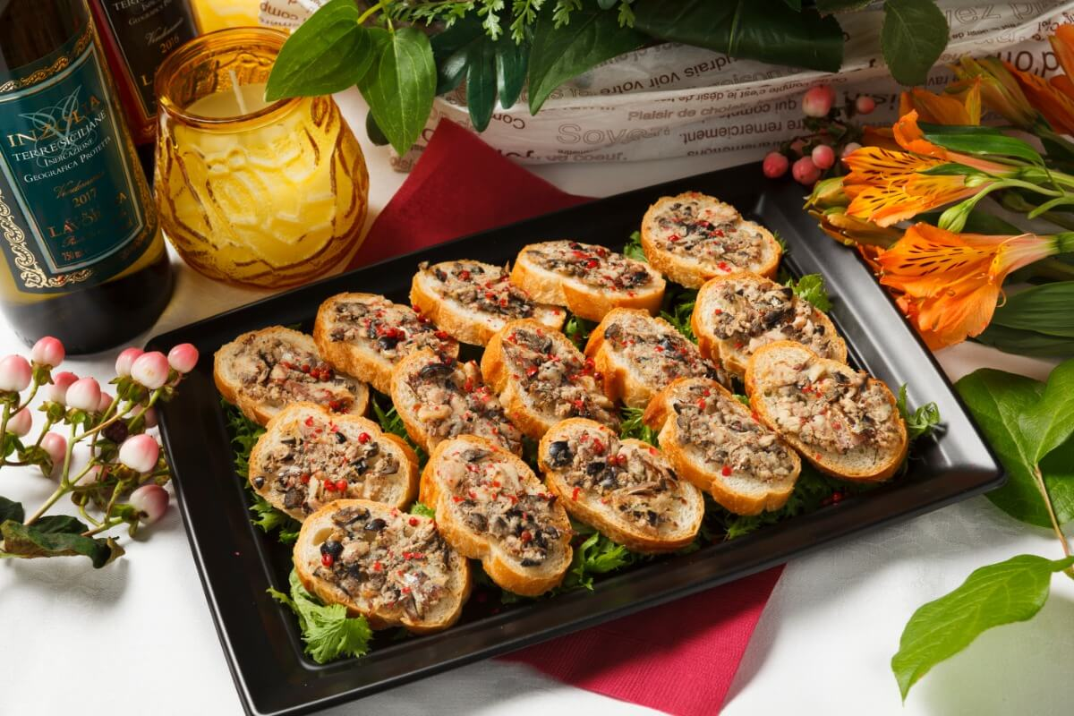 【ビュッフェ・立食】フィンガーフード中心!シアターの立食スタンダードオードブルプラン画像8