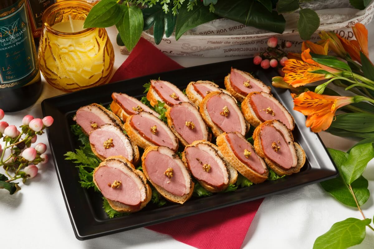 【ビュッフェ・立食】フィンガーフード中心!シアターの立食スタンダードオードブルプラン画像9