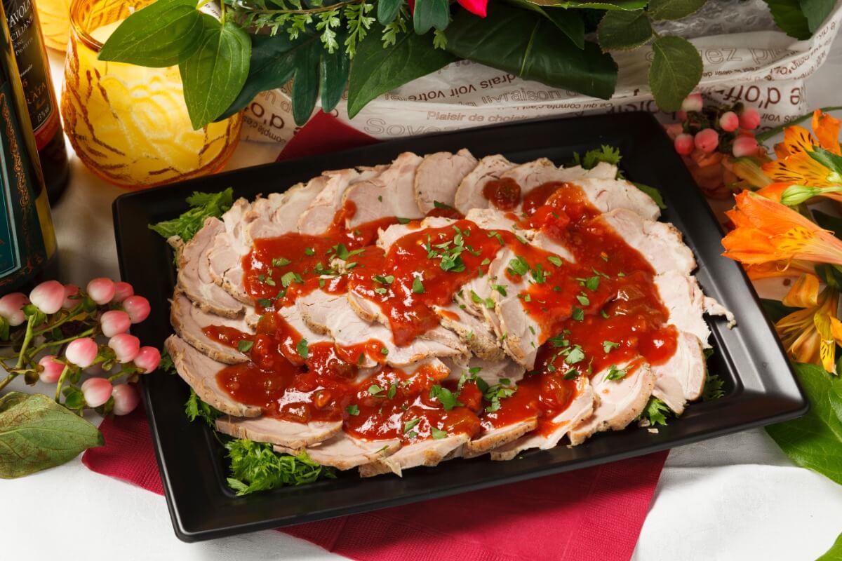 【ボリューム満点】お肉中心!シアターの立食スタンダードオードブルプラン画像11