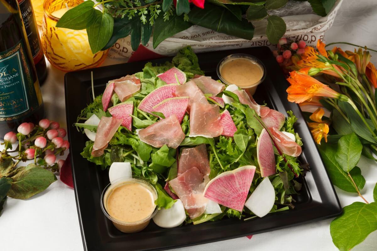 【ボリューム満点】厳選握り寿司つき!シアターの本格パーティー向け豪華オードブルプラン画像3