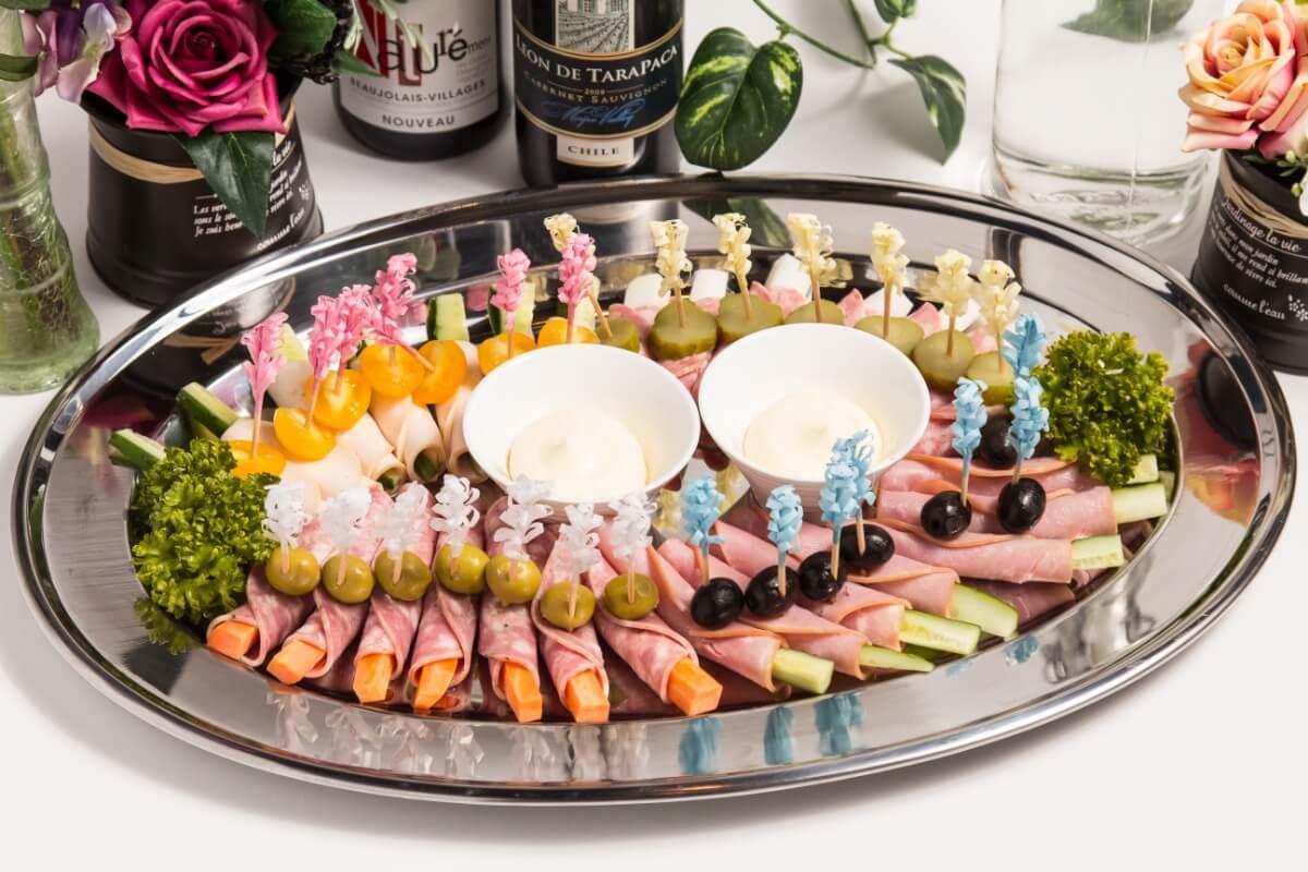 【ビュッフェ・立食】フィンガーフード中心!ベリーベリーの立食お手軽ケータリングプラン画像6