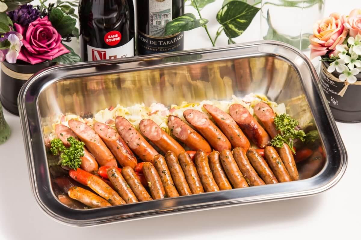 【ビュッフェ・立食】お肉中心!ベリーベリーの立食お手軽ケータリングプラン画像7