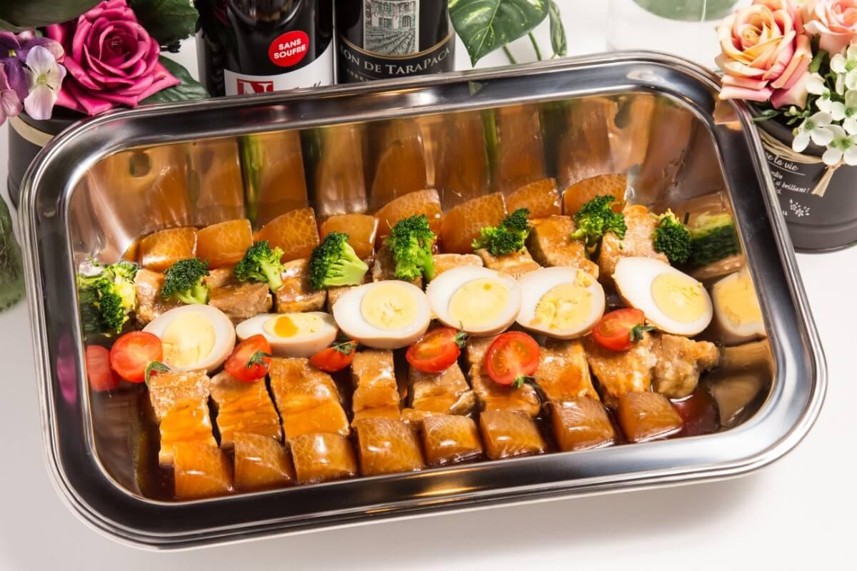 【ボリューム満点】江戸前寿司つき!ベリーベリーの立食スタンダードケータリングプラン画像8