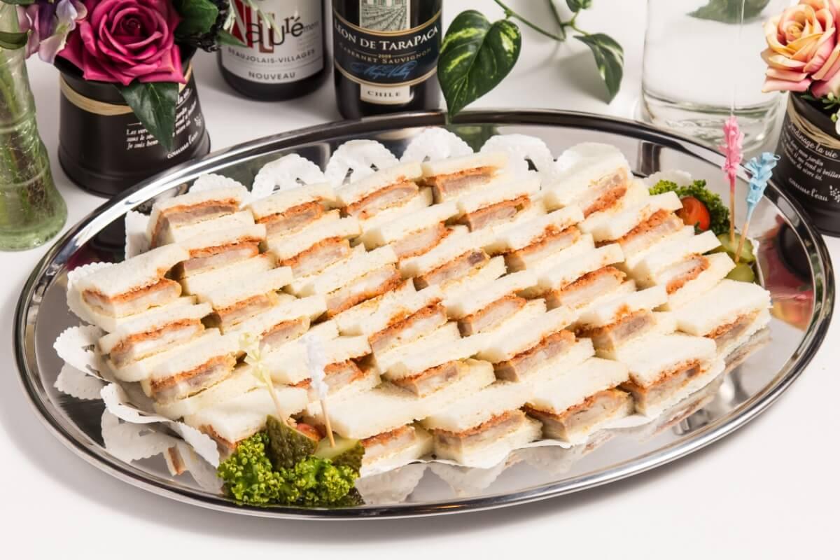 【ボリューム満点】江戸前握り寿司つき!ベリーベリーの本格パーティー向け豪華ケータリングプラン画像7