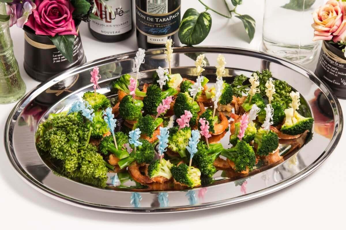 【ビュッフェ・立食】フィンガーフード中心!ベリーベリーの立食お手軽オードブルプラン画像3