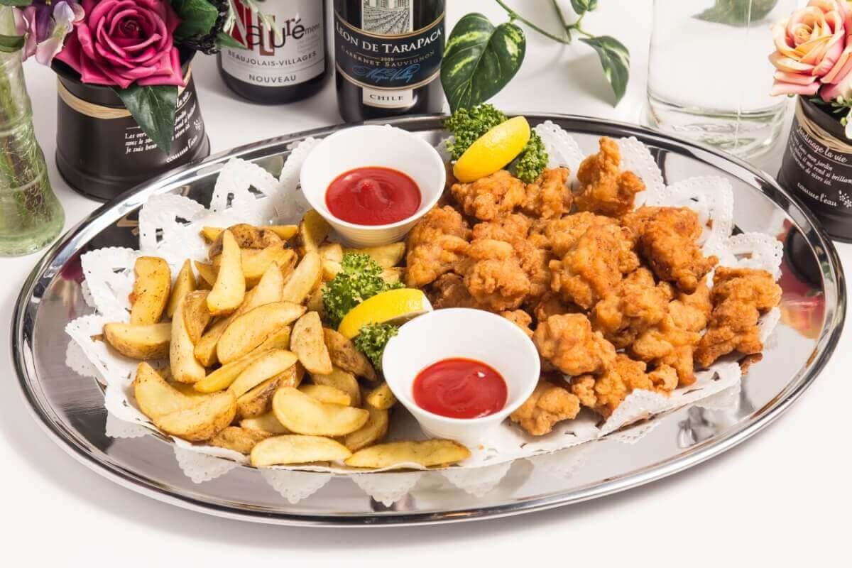 【ビュッフェ・立食】フィンガーフード中心!ベリーベリーの立食お手軽オードブルプラン画像5