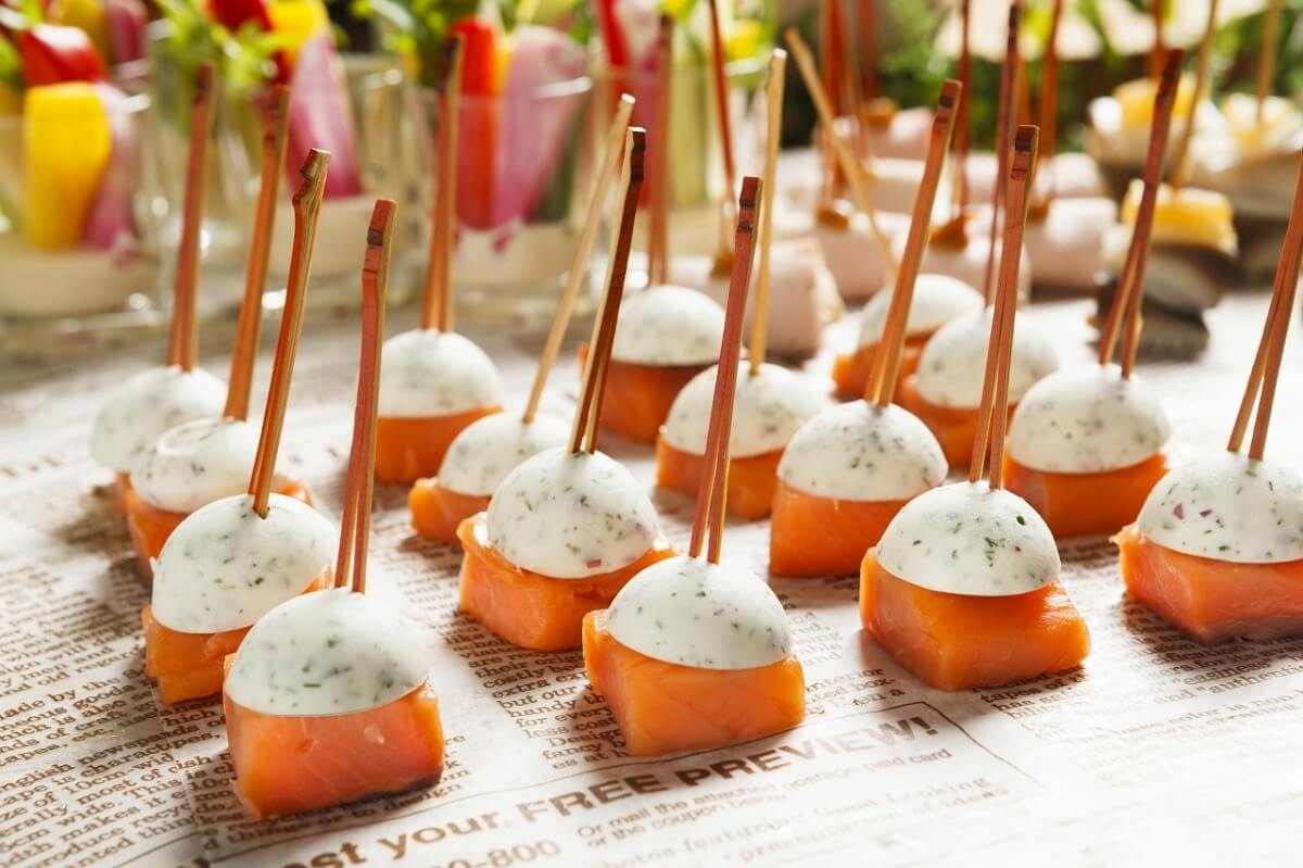 【ビュッフェ・立食】ローストビーフつき!サイタブリアの本格パーティー向け豪華ケータリングプラン画像3