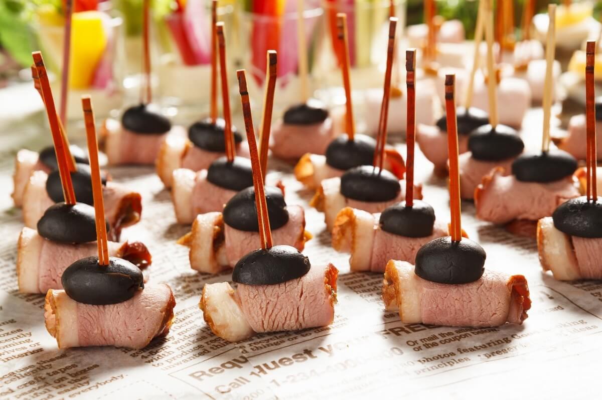 【ビュッフェ・立食】ローストビーフつき!サイタブリアの本格パーティー向け豪華ケータリングプラン画像4