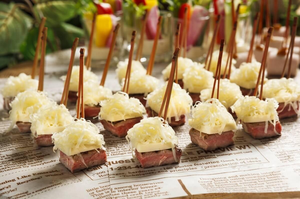 【ビュッフェ・立食】ローストビーフつき!サイタブリアの本格パーティー向け豪華ケータリングプラン画像2