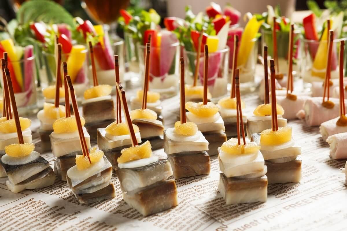 【ビュッフェ・立食】ローストビーフつき!サイタブリアの本格パーティー向け豪華ケータリングプラン画像6