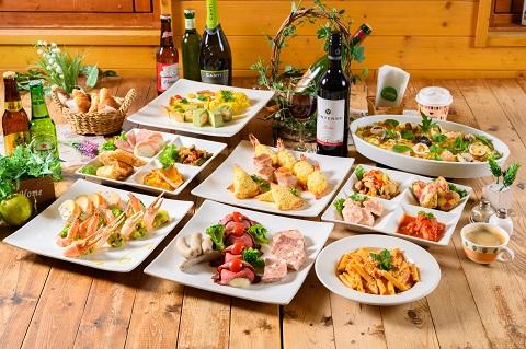 【北海道・旭川】Garden cafe & kitchenTOP画像