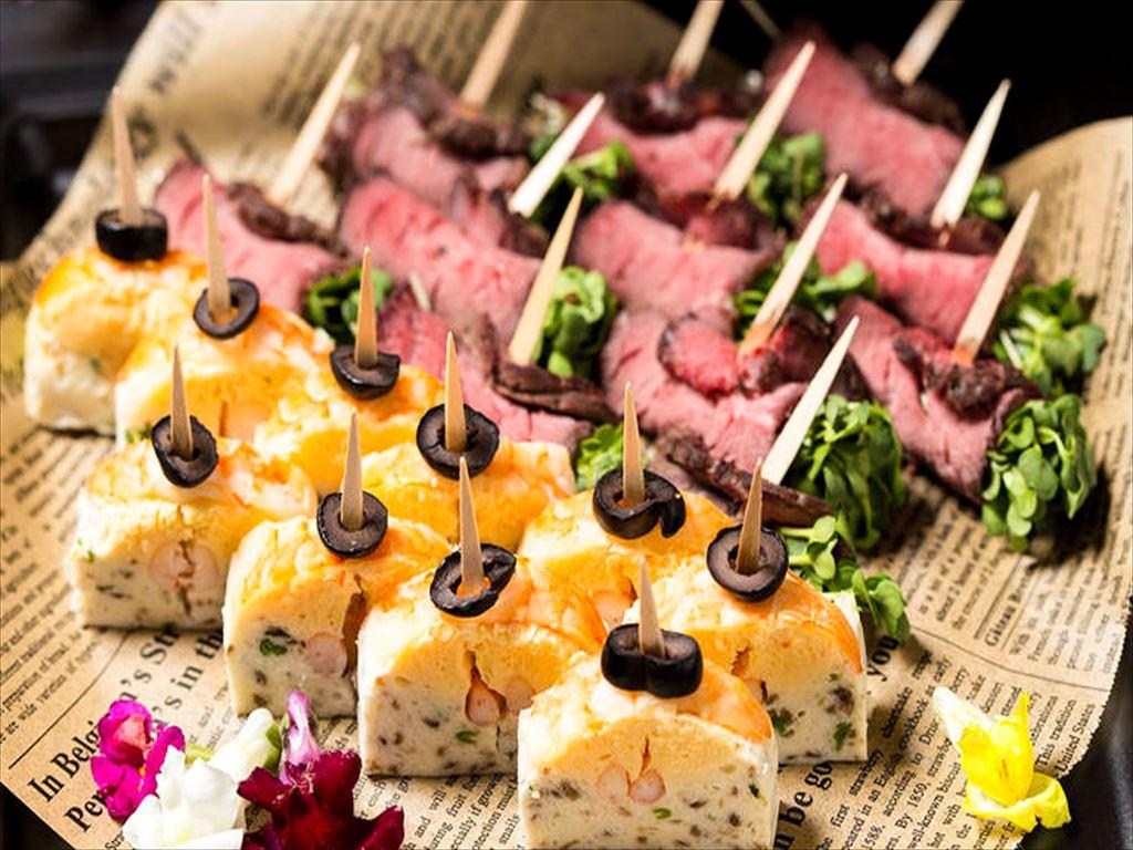 【ビュッフェ・立食】フィンガーフード中心!ネオダイニングの立食スタンダードオードブルプラン画像6